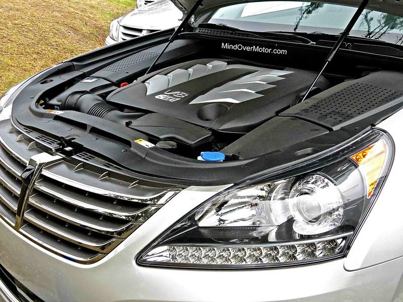 Hyundai Equus 5.0L V8