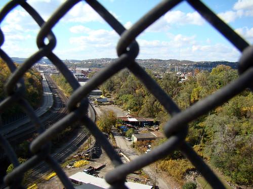On the Bloomfield Bridge - Nov. 1st 2013