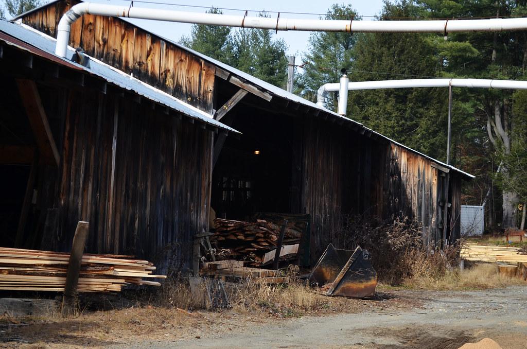 field trip // woodell & daughters sawmill