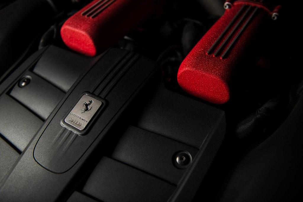 Ferrari F12 Berlinetta - out of the dark