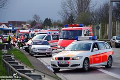Verkehrsunfall A66 Erbenheim 24.03.14