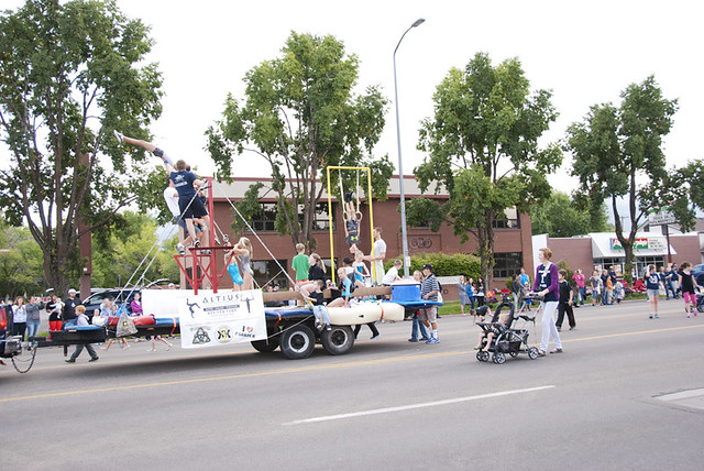 Homecoming Parade 10