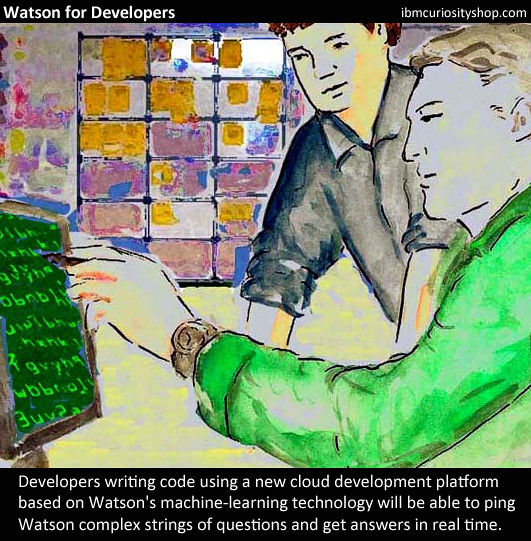 Watson For Developers