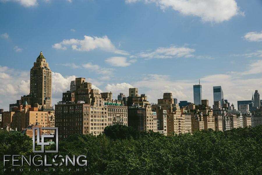 New York City July 2013