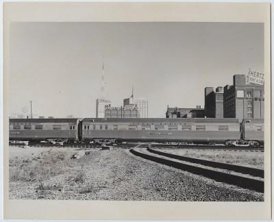 C.B.&Q. - F.W.&D. - C.&S., 'Texas Zephyr', 'Silver State', No. 410