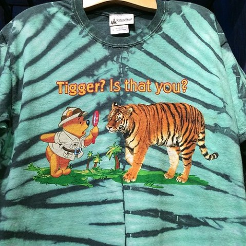 Tigger? Is that you?が増えてる………。