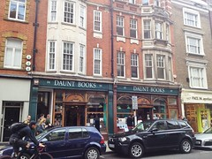 Daunt Books, Marylebone High Street, London