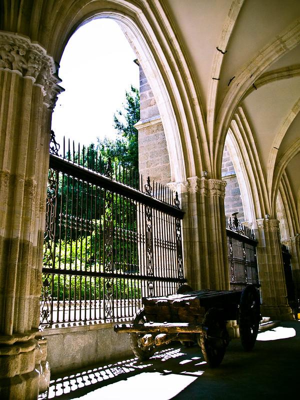 Detalle Catedral de toledo 3