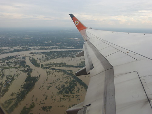 flooding Ubon Ratchathani