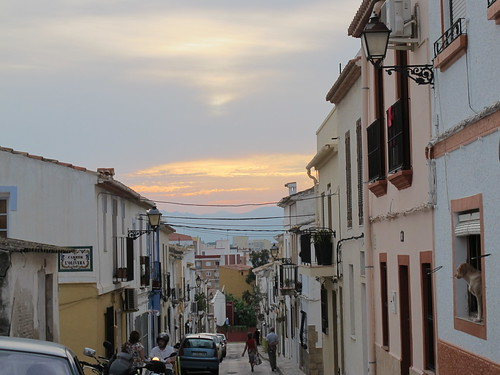 Streets of Denia - Risager
