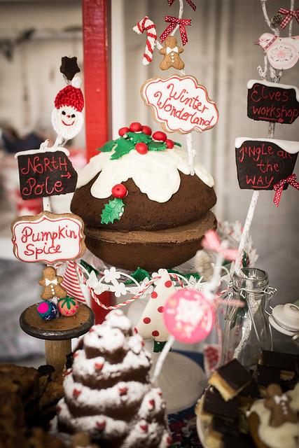 Baked Christmas Pudding
