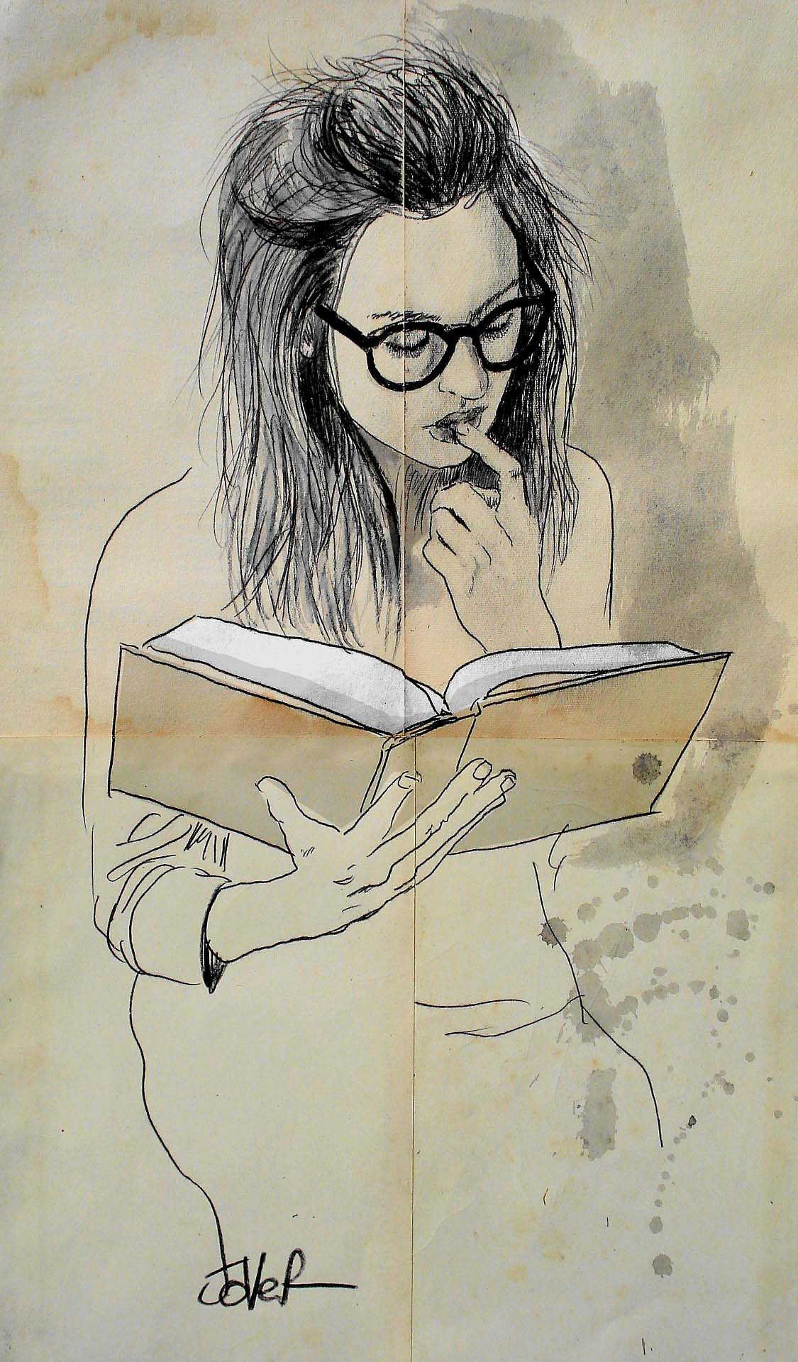 Loui Jover, The Book, 11. September 2013