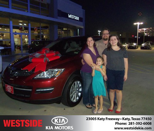 Happy Birthday to Andrea Wells from  Gilbert Guzman  and everyone at Westside Kia! #BDay by Westside KIA