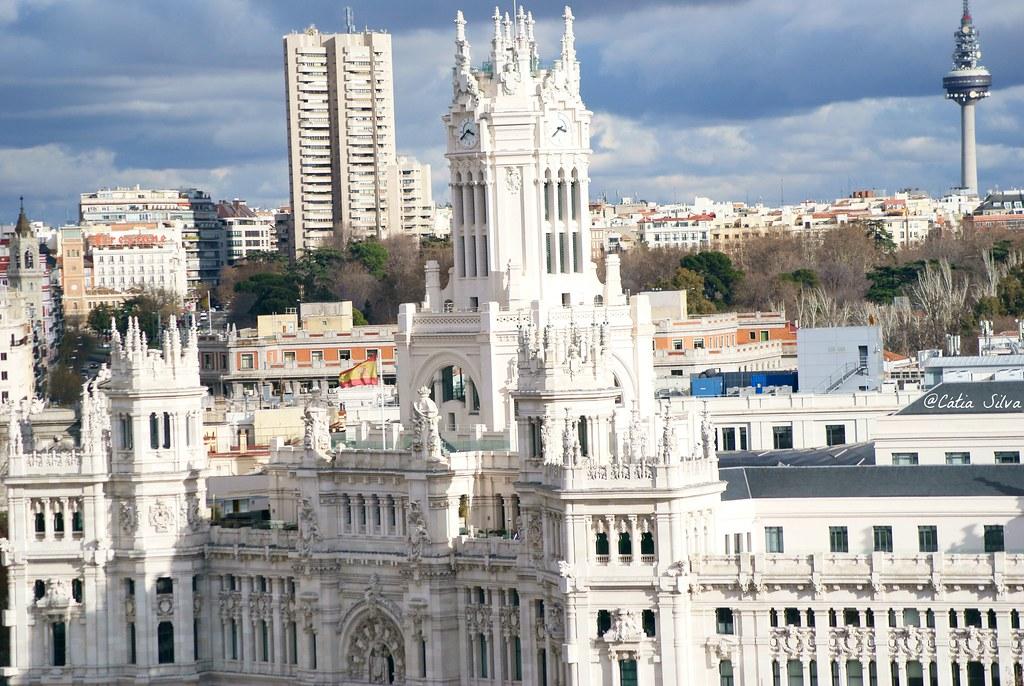 Madrid - Azotea Circulo de Bellas Artes (3)