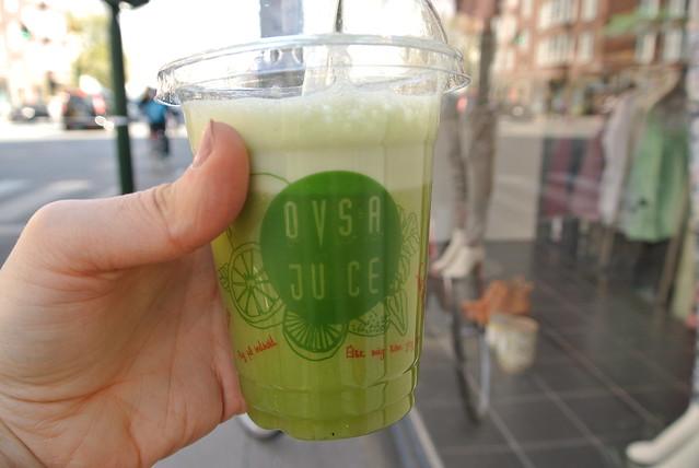Green Juice in Denmark