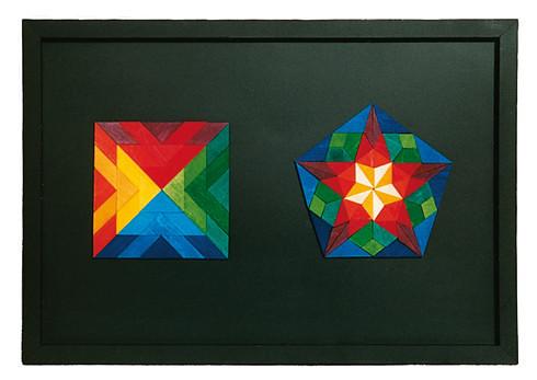 Grimm's magnetic puzzle