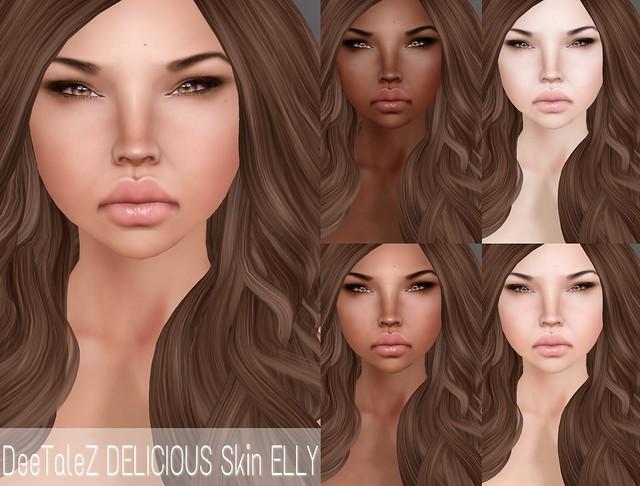 New Deetalez ELLY skin