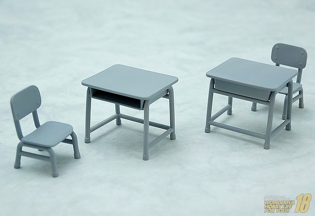 Nendoroid More: After Parts set 04