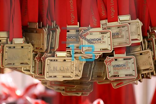 Virgin London Marathon 2013