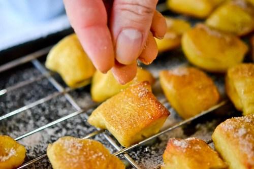 Cinnamon Sugar Pretzel Bites-10