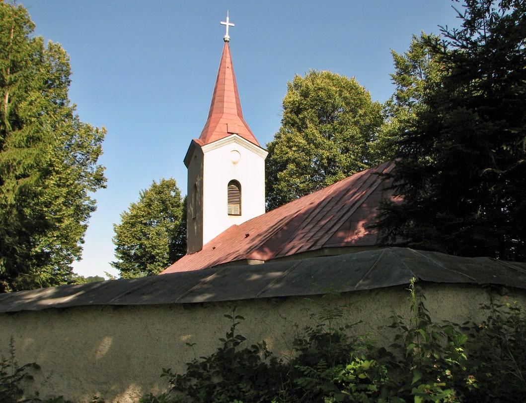 Kostol v Sucháni