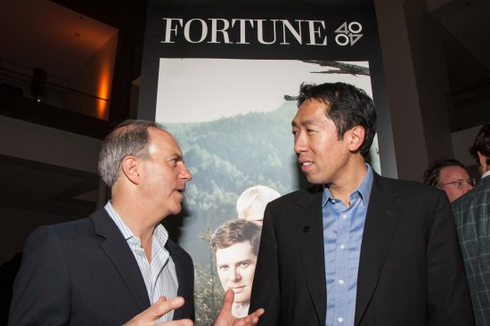 Andy Serwer, Andrew Ng