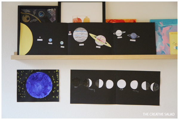 Solar System Birthday Party