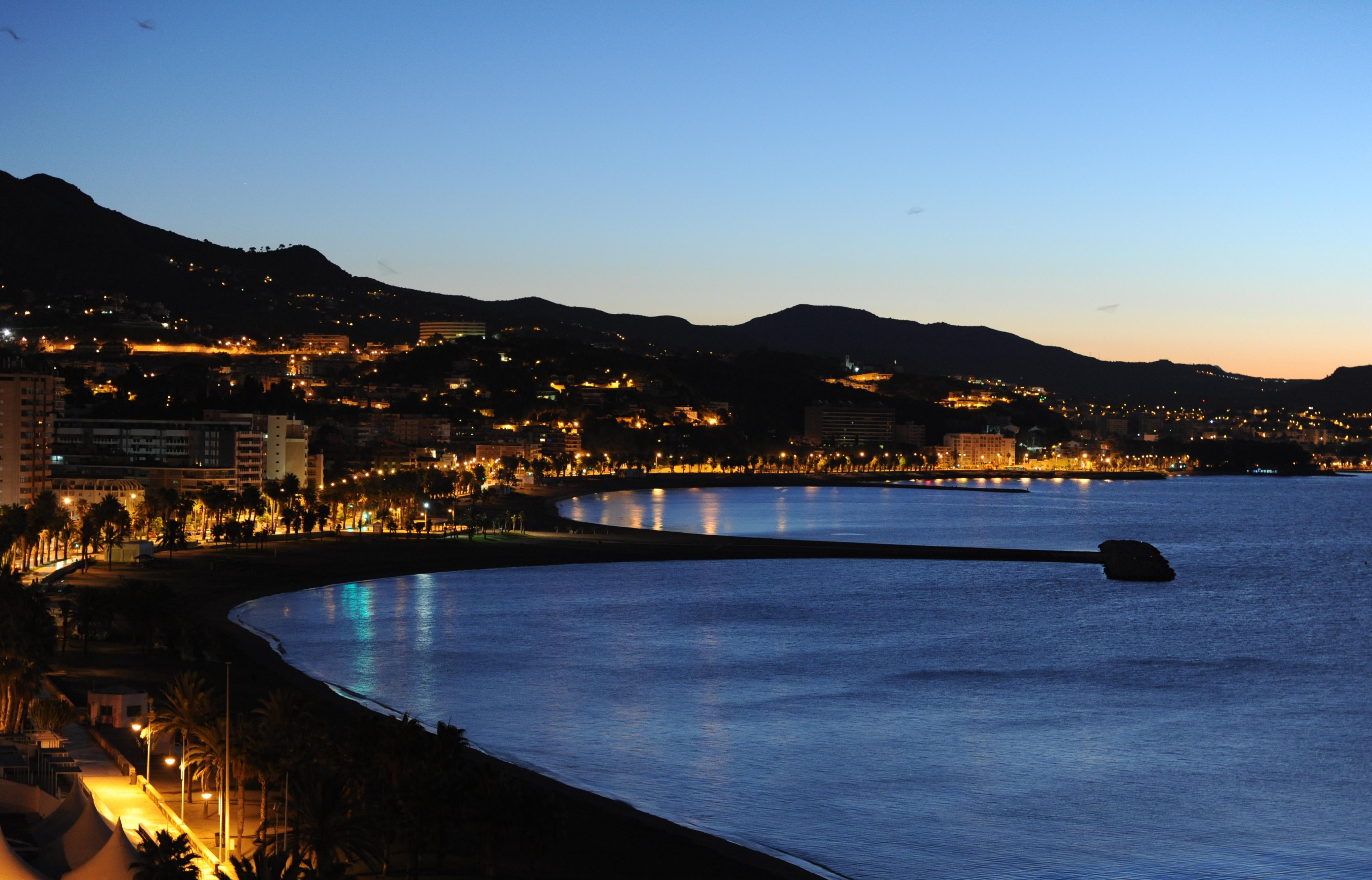 Mlaga Mlaga Spain Sunrise Sunset Times
