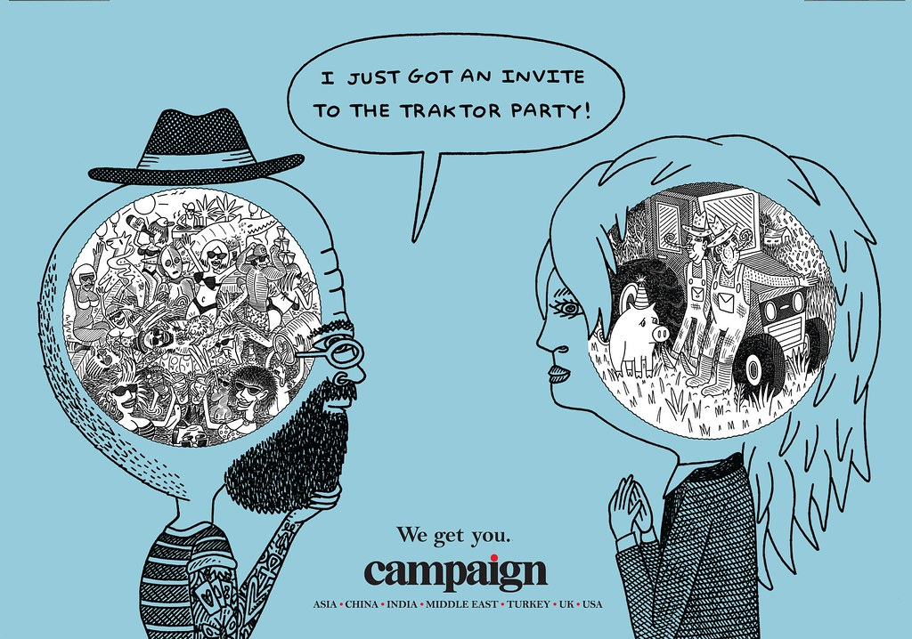 Campaign - We get you 2