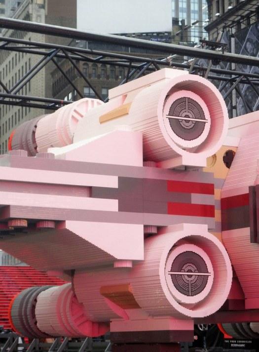 Lego X-wing Starfighter