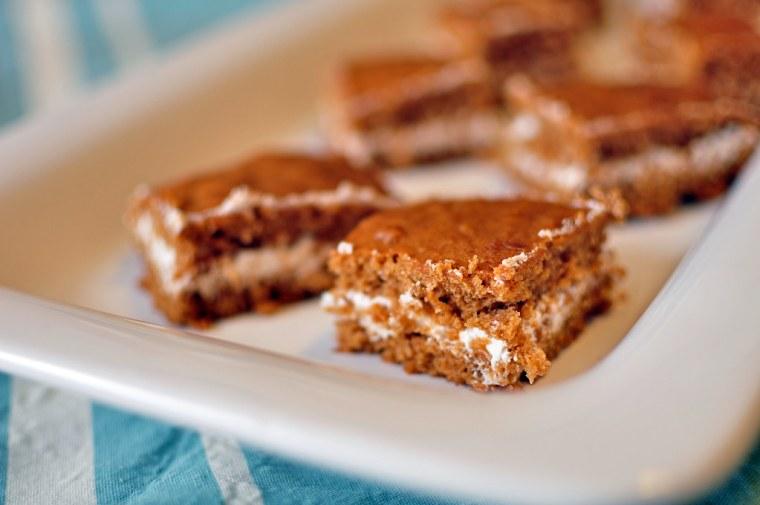 Oatmeal Cream Pie Bars 3