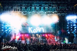 Korn @ Postepay Rock in Roma 2013