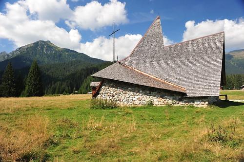 Chiesetta della Madonna delle nevi,Val Visdende, Cadore (Italy) 077