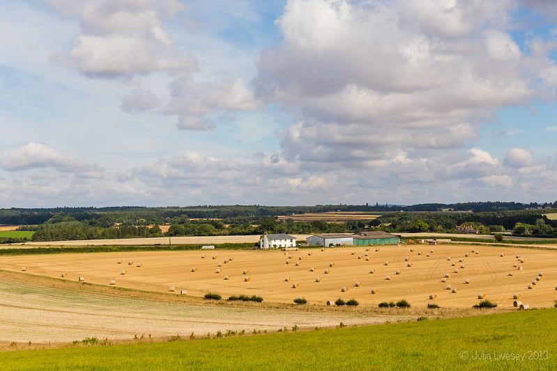 View across to Bradford Farm