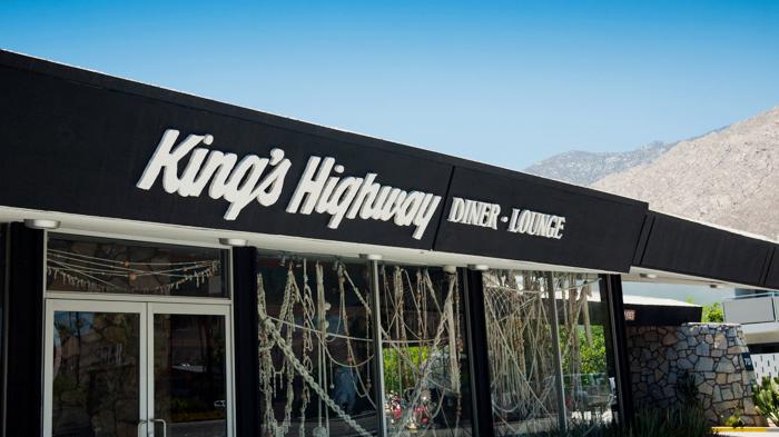 Kings Highway Diner Building Front