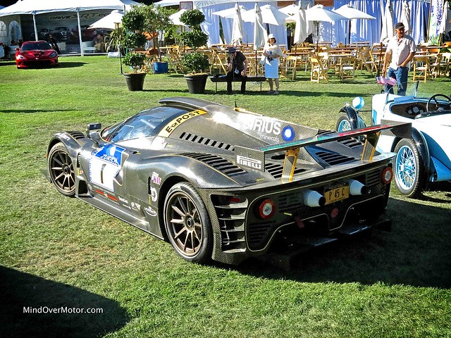 P4/5 Competizione owned by James Glickenhaus