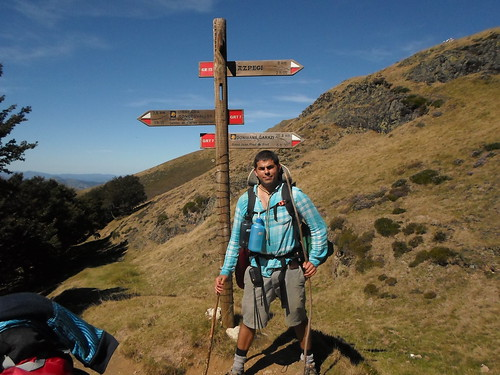 Last 4 km to Roncesvalles