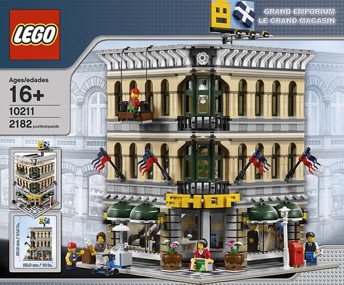 2010 10211 Grand Emporium BOX