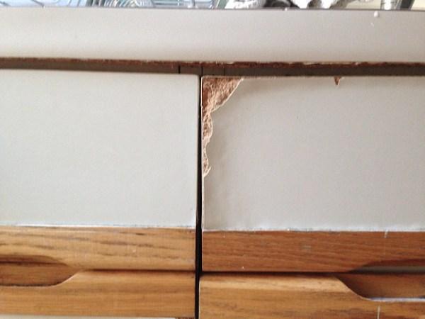 Diy Kitchen Cabinet Makeover diy kitchen cabinet makeover for renters | stars for streetlights