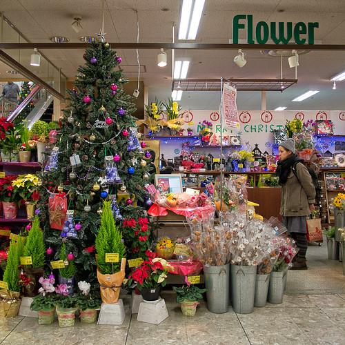 christmas in japan
