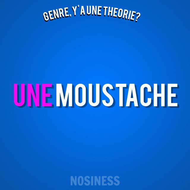 GAT Guy Moustache