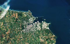 Brindisi, Italy (First release from Sentinel-2B)