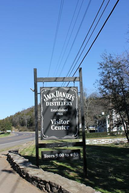 Jack Daniel's, Lynchburg, Tennessee