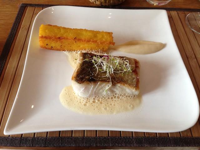 Roasted sablefish - L'Epigramme