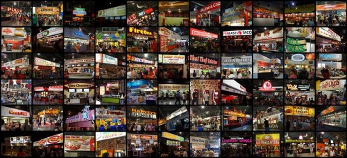 Gallery of Food Vendors