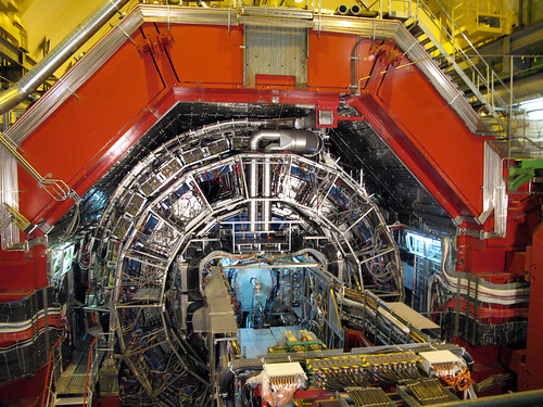 Yay ALICE (A Large Ion Collider Experiment)!