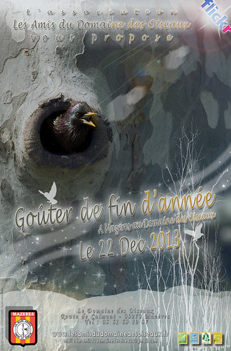 Gouter de fin d'année - rdv le 22 Dec 2013 à 15h