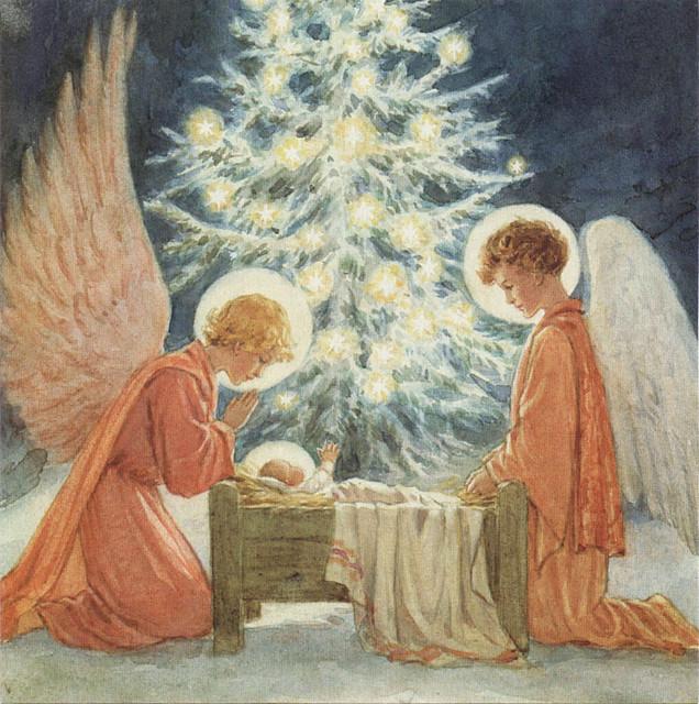 Margaret Tarrant Christmas Card Flickr Photo Sharing