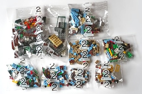 LEGO 10229 Winter Village Cottage pack04