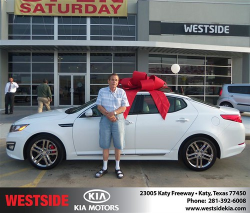 Happy Birthday to Paul K Spillers from John Buchan  and everyone at Westside Kia! #BDay by Westside KIA